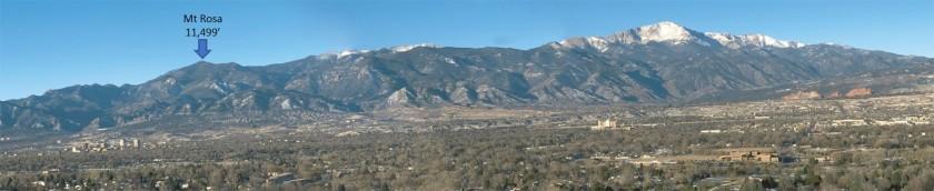 1 Mt Rosa