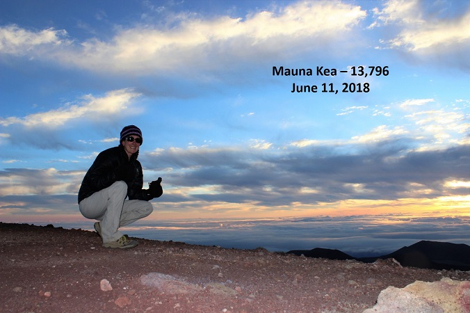 14 Mauna Kea 13,796