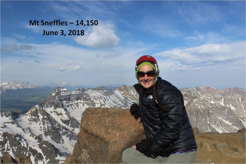 19 Mt Sneffles 14150
