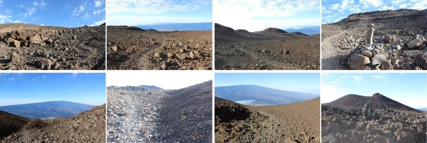 5 different lava
