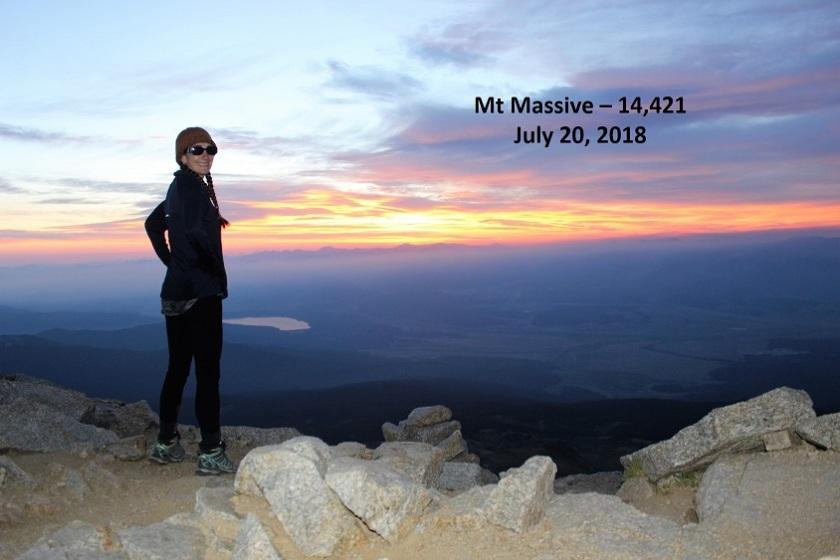 16 Mt Massive 14421