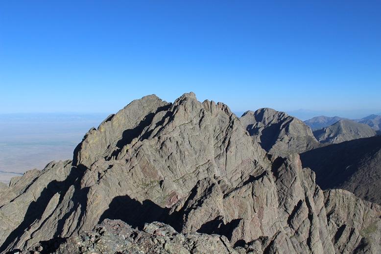 20 View of Crestone Peak
