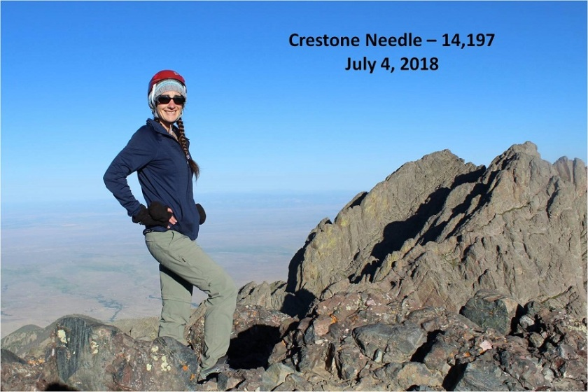 22 Crestone Needle 14197