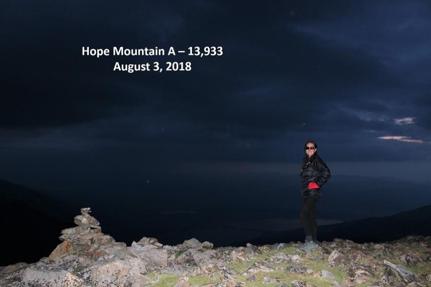 12 Hope Mountain A 13933