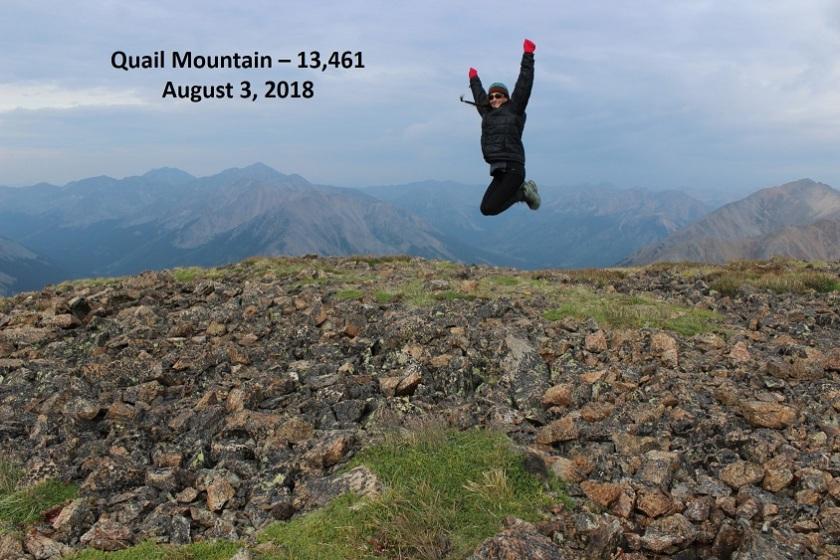 20 Quail Mountain 13461 August 3 218