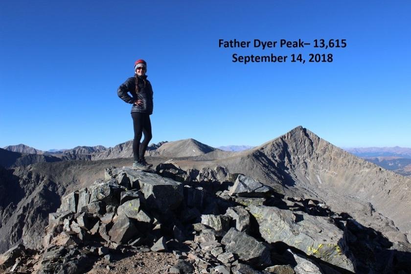 16 Father Dyer Peak 13615