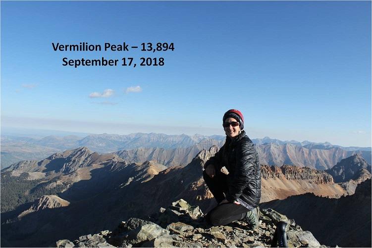 26 Vermilion Peak 13894